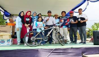 PT Timah Bantu Pemuda Gaceda Muntok Gelar Peringatan Hari Sumpah Pemuda