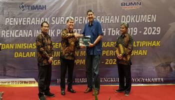 PT Timah BUMN Tambang Pertama Pemilik Dokumen RIPPM