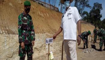 PT Timah Dukung Lahan Bekas Tambang Jadi Destinasi Wisata dan Lahan Ketahanan Pangan