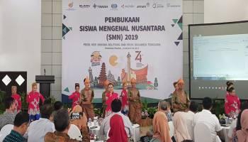 PT  Timah Jaring 23 Siswa/Siswi Babel untuk Ikuti Program SMN di Kendari