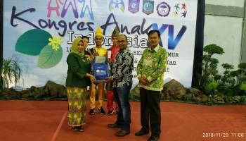 PT Timah Mendukung Penuh Kongres Anak Indonesia di Beltim