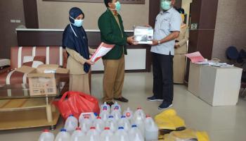 PT. Timah Tbk Bantu Ikatan Dokter Indonesia Bangka Barat