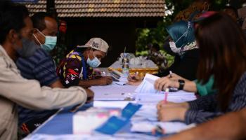 PT Timah Tbk Fasilitasi Nelayan Miliki Buku Tabungan untuk Permudah Pencairan Dana Kompensasi