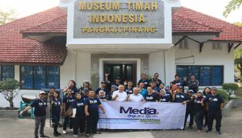 PT Timah Tbk Inisiasi Pembangunan Kawasan Heritage Belinyu, Bangun Museum Timah Ketiga di Pulau Bangka