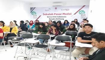 Pubex Live BEI Berikan Keterbukaan Informasi di Industri Pasar Modal