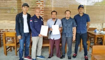 Publikasi Jadi Syarat, SMP 3 Air Gegas Gandeng Pokja Jurnalis Basel Guna Raih Adiwiyata