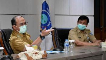 Pukat Trawl Marak Beroperasi, Gubernur Erzaldi Kuatkan Pengawasan