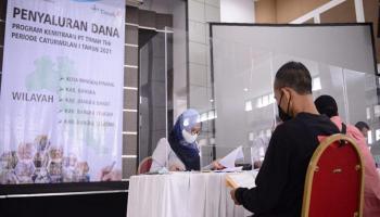 Pulihkan Ekonomi UMKM, PT Timah Kembali Salurkan Dana Program Kemitraan