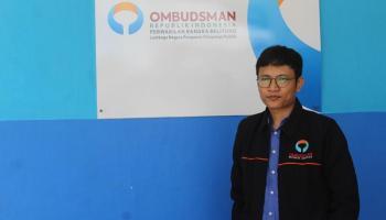 Puluhan Masyarakat Lapor ke Ombudsman Babel Terkait Bansos