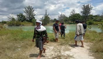 Puluhan Nelayan Serbu Lokasi TI Apung di Bedeng Ake
