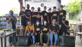 Puluhan Pencinta Ikan Guppy Ikut Kontes, Juara Pertama Akan Wakili Pangkalpinang ke Riau