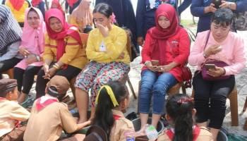 Puluhan Siswa SD Di Belitung Timur Menangis Massal