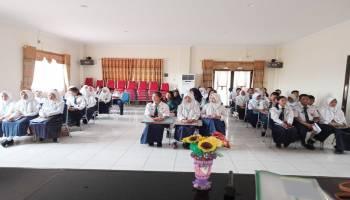 Puluhan Siswa SMA/SMK Bangka Barat Ikut Lomba Story Telling