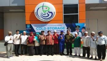 Punya Cold Storage, Desa Kurau Siap Tampung 30 Ton Ikan