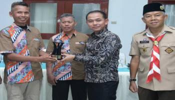 Purnabakti Pramuka Penegak Jakarta Kunjungi Kabupaten Bangka