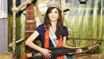 Putri Indonesia Kunjungi Owun