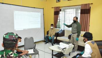 Putus Penyebaran Covid-19, Gubernur Erzaldi Rencanakan Rapid Test Massal
