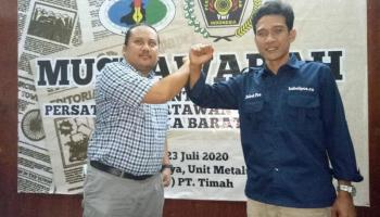 PWI Apresiasi Dukungan PT Timah Terhadap Kegiatan Jurnalistik