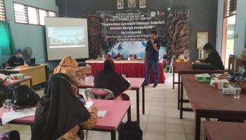 PWI Basel Bersama Pokja Gelar Lomba Menulis Tingkat Pelajar SMP