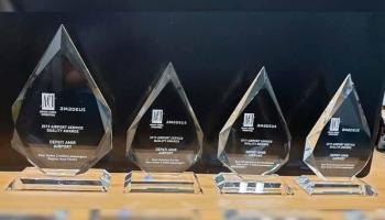 Raih Empat Penghargaan, Bandara Depati Amir Jadi yang Terbaik di Asia Pasifik