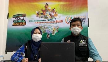 Raih Keberkahan di Bulan Suci, ACT-MRI Babel Ajak Masyarakat ikut Gerakan Sedekah Pangan Ramadhan