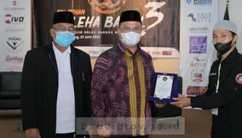 Raih Keberkahan Hewan Kurban, Gubernur Dukung Komunitas Juru Sembelih Halal