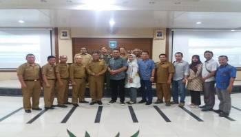 Raih Penghargaan Nirwasita Tantra, DPRD Kabupaten Batang Belajar ke Pemkab Bangka Tengah