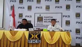 Rakor Aleg PKS Basel, Ketua DPW Minta Kurangi Frekuensi DL