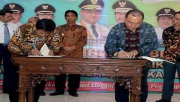 Rakor Gubernur dan Bupati /Walikota Hasilkan 31 Butir Kesepakatan