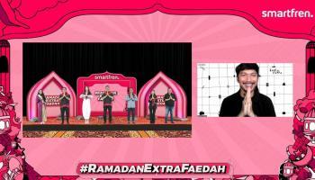 Ramadan Jadi Extra Faedah denganSmartfren Extra Unlimited Malam Full Speed