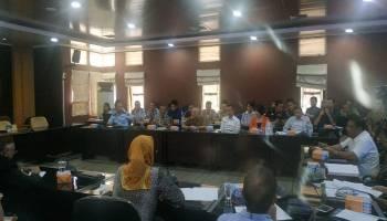 Rapat Bahas Harga Lada Babel di DPRD Kisruh