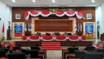 Rapat Paripurna DPRD Babel Bersama Pemprov, Banyak Membahas Penyertaan Modal