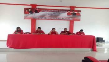 Rapatkan Barisan Pemenangan Pilkada 2020, DPC PDIP Bateng Gelar Konsolidasi dan Pelatihan 500 Kader.