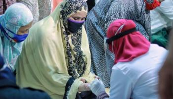 Rapid Test Massal di Masjid Jami' Berjalan Lancar, Gubernur Erzaldi : Kita Akan Lakukan di Titik Keramaian Lainnya