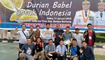 Rasa Durian Desa Pusuk Tak Ada Lawan, Yang Paling Lezat Namanya Si BT