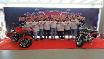 Ratusan Bikers akan Ramaikan Sungailiat Adventure 2019