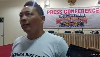 Ratusan Bikers Ramaikan Bangka Bike Fiest 2019
