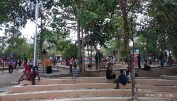 RBRA Hutan Kota Sungailiat, Menjadi Alternatif Rekreasi Bagi Masyarakat Bangka