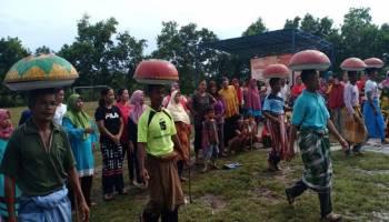 Relasi KPU Bangka Hebohkan Warga Dusun Balau Mendo Barat