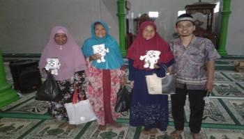 Relasi KPU Bangka Sosialisasi Pemilu di Kota Waringin