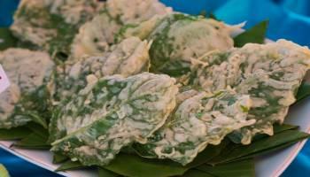 Resep Masakan: 8 Daun dan Sayuran yang Bisa Digoreng Berbalut Tepung