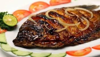 Resep Masakan: Ikan Bakar Madu