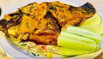 Resep Masakan: Ikan Bakar Padang