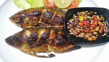 Resep Masakan: Ikan Bakar Teflon