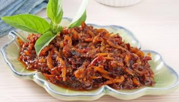 Resep Masakan: Nyambel Yuk! Sambal Teri Bumbu Terasi yang Enaknya Nggak Karuan