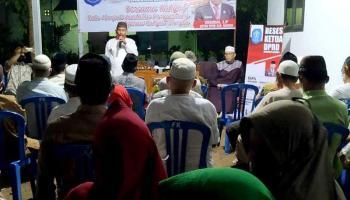 Reses Akhir Tahun 2020, Ketua DPRD Bangka Serap Aspirasi di Desa Pagarawan