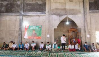 Reses Pertama, Amri Cahyadi Serap Aspirasi Warga Desa Mangka