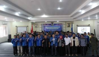 Resmi dilantik, Wali Kota Berharap Ide kreatif KNPI Dalam Membangun Pangkalpinang