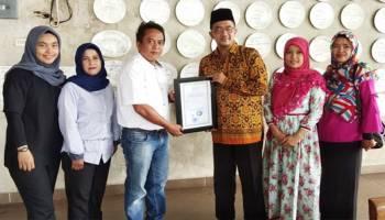 Restoran Gale-Gale Sudah Bersertifikat Halal MUI