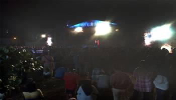 Ribuan Pasang Mata Saksikan Festival Tari TCOF 4
